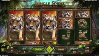 Jungle Spirit - Call of the Wild Slot - NetEnt Promo