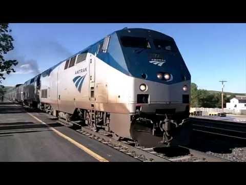Amtrak Adventure, Part 1: Empire Builder, Chicago to Seattle