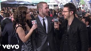 Mike Posner - 2010 Red Carpet Interview (American Music Awards)