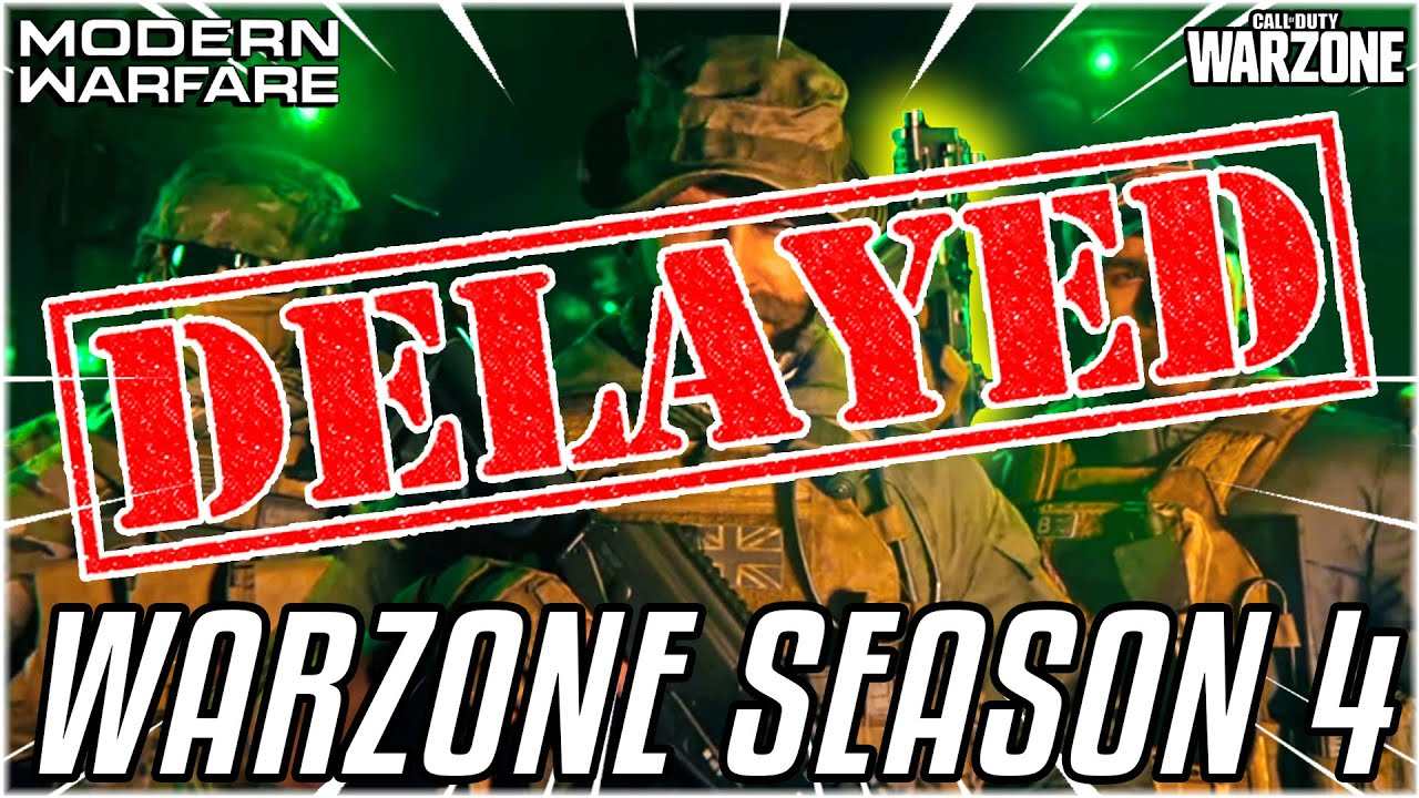 COD Modern Warfare Warzone season 4: Why isn't it being released ...