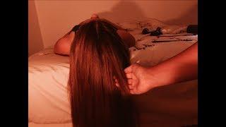 ASMR FRANCAIS ☛  Roleplay - Coiffeuse et Massage Cranien