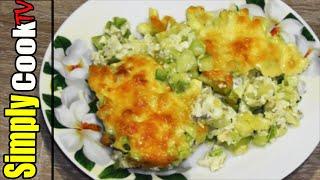 Что Приготовить из Кабачков? Рецепт проще простого!Простой рецепт от Simply Cook TV