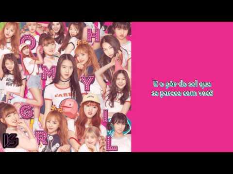 OH MY GIRL - B612 (Legendado/Tradução PT-BR)