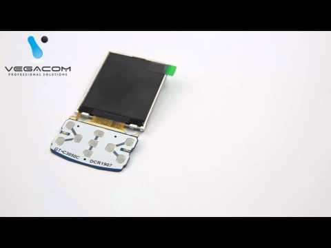 WYŚWIETLACZ EKRAN LCD SAMSUNG C3050 GT-C3050 HQ