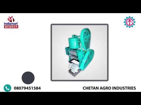 Oil Mill Machinery by Chetan Agro Industries, Rajkot