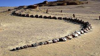 एक आदमी को जो इस रेगिस्तान में मिला उस पर उसे विश्वास नहीं हुआ|MOST AMAZING DISCOVERIES IN THE WORLD