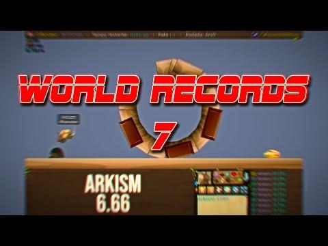 TRANSFORMICE | World Records  #7 (+ Pekfto Exposed) | Arkism