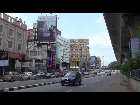 M G Road Bengaluru