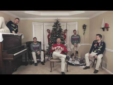 Top 5 Christmas Pop Songs - A cappella Mashup - Jared Halley