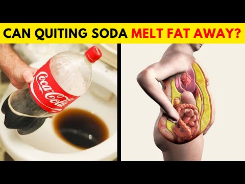 How Much Weight Can You Lose If You Quit Drinking Soda?