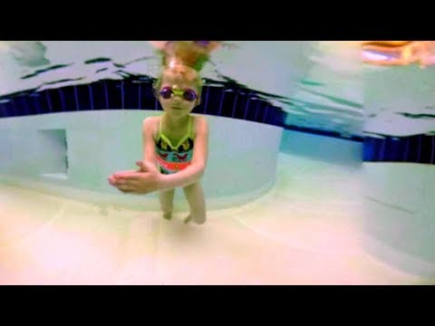 Lazy River Underwater with Gopro Fusion 360 Camera