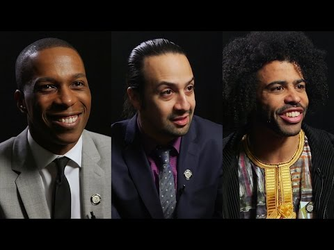 Lin-Manuel Miranda, Leslie Odom Jr., and Daveed Diggs Tell Their ...