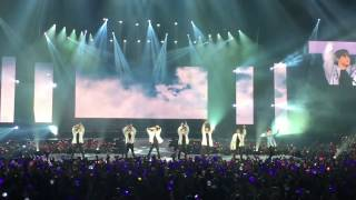 Video BTS (방탄소년단) - OUTRO: WINGS // THE WINGS TOUR IN NEWARK DAY 2 download MP3, 3GP, MP4, WEBM, AVI, FLV Juli 2018