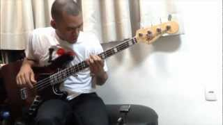 Fabio Sena- Incubus- Nice to Know You (bass cover)