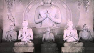 釈迦 初転法輪 Buddha's First Sermon in Sarnath - 念佛宗(念仏宗無量寿寺) 講堂