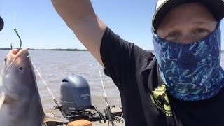 RECORDED LIVE! Catfishing Tips on fishing flooded islands in lakes!