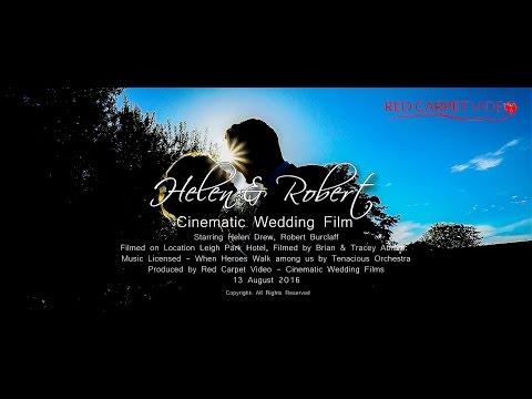 Helen & Robert Cinematic Wedding Showreel - Leigh Park Hotel