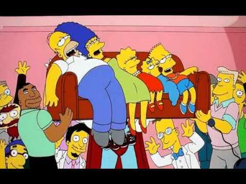 Порно симпсоны мультфильм смотреть на ютубе