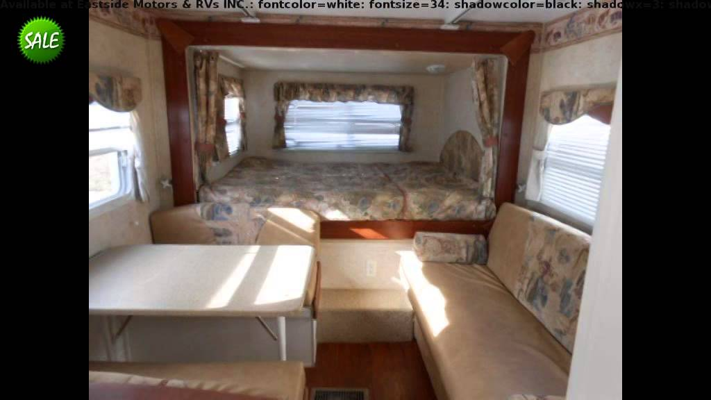 2005 Keystone OUTBACK 23RS Travel Trailer Bunkhouse in