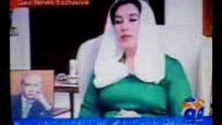 Popular Shahid Masood & Benazir Bhutto videos