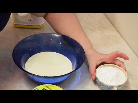 Крем для тортов с сыром маскарпоне
