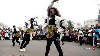 Queen Naija stripped down