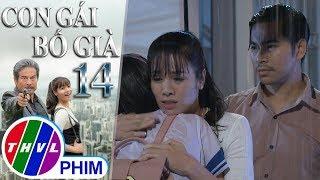 THVL | Con gái bố già - Tập 14[6]: Ruby mừng rỡ khi thấy Kim Cương đến trường đón mình