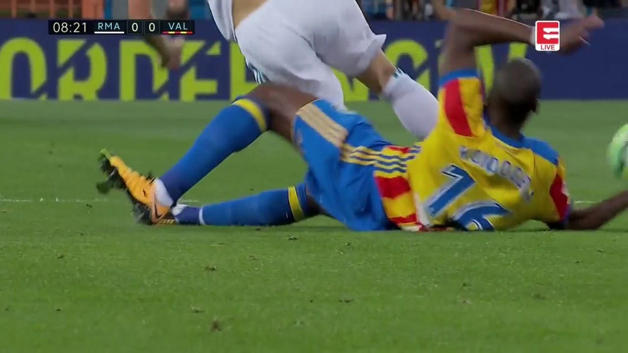 Real Madrid V Valencia 2017 Full Match Hd Youtube
