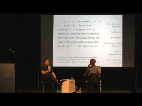 Panel: Produktionsbedingungen von Popkultur #bmw14