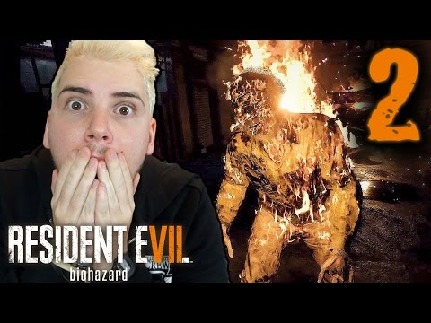 SONO QUASI MORTO  in LIVE!! - RESIDENT EVIL 7 [Walkthrough Gameplay ITA HD - PARTE 2]