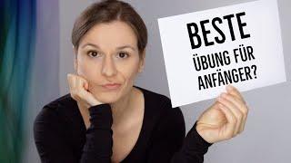 BESTE Gesangsübung für Anfänger? Ich verrate euch alle Tricks, wie sie endlich klappt | singdu.de