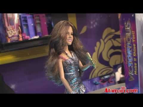 Victoria Justice Dolls 2011 New York Toy Fair Victorious Doll Preview