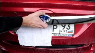 видео Как снять спойлер на Ford Focus 3 хэтчбек?