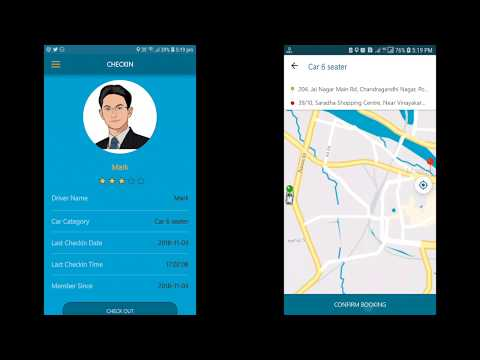 SpotnRides - Taxi Booking Demo | On-Demand Ride Hailing Solu
