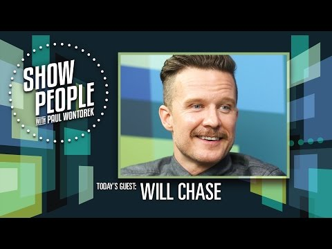 Show People with Paul Wontorek: Will Chase of SOMETHING ROTTEN!