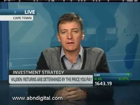 Advantages of Offshore Investing with Piet Viljoen