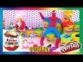 Ovetti Kinder  Spiderman Italiano Giocattoli Ovetti di Pongo Play doh