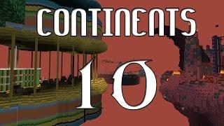 Minecraft | Continents | AFFIR - Agua | Parte 10