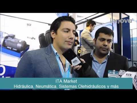 ITA Market trae a EXPOMIN 2016  Cinema 7D