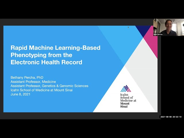 Rapid Machine Learning-Based Phenotyping from the Electronic Health Record