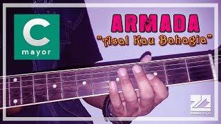 Video ARMADA - Asal Kau Bahagia | Instrumen Melodi Tutorial download MP3, 3GP, MP4, WEBM, AVI, FLV Januari 2018