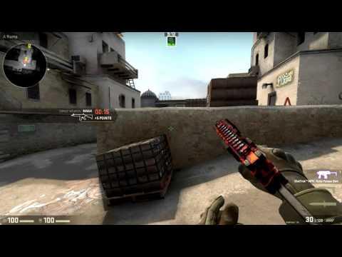 CSGO Skins : StatTrak™ MP9   Ruby Poison Dart (Factory New)