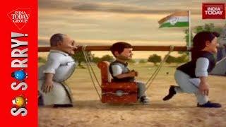 So Sorry Narendra Modi