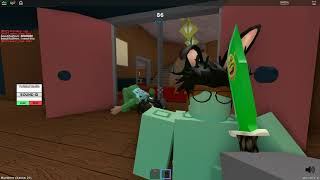 ROBLOX Twisted assassino / essere assassino. parte 24