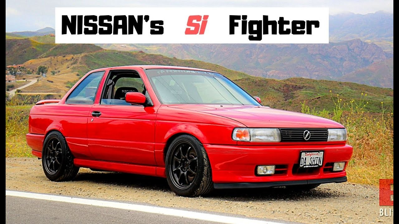Cars And Bids Bargain Of The Week 1991 Nissan Sentra Se R Get the real truth from owners like you. 1991 nissan sentra se r
