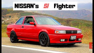 Nissan Sentra Wikivisually It shared few if any of the body panels with the standard model. nissan sentra wikivisually