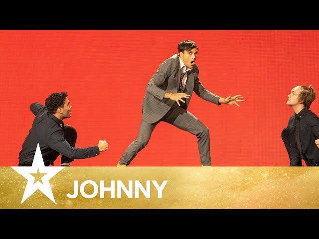 Johnny | Danmark har talent 2019 | Finalen