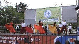 volver en zamba BALLET SUMAMPA PRE COSQUIN