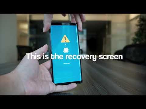 Samsung Galaxy Note 9 Forgot Password Bypass Method | CellUnlocker net