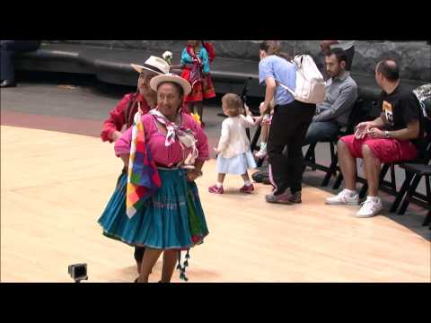 """""""The Great Inka Road"""" Family Day - 1 Bolivian Music & Dance"""